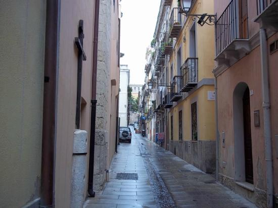 The Place Cagliari: Street view