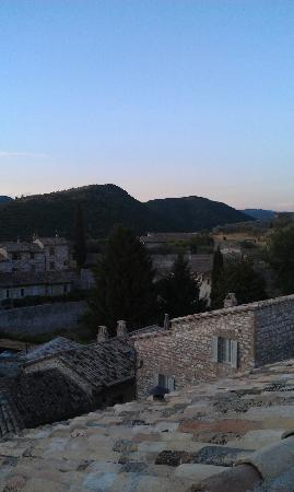 Nun Assisi Relais & Spa Museum: From private roof top terrace!