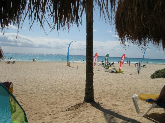 Iberostar Quetzal Playacar: Beach View