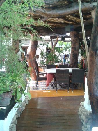 Restaurant La Castilleria in Santa Lucia