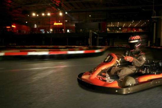 Stretford, UK: The North West's Premier Karting Venue