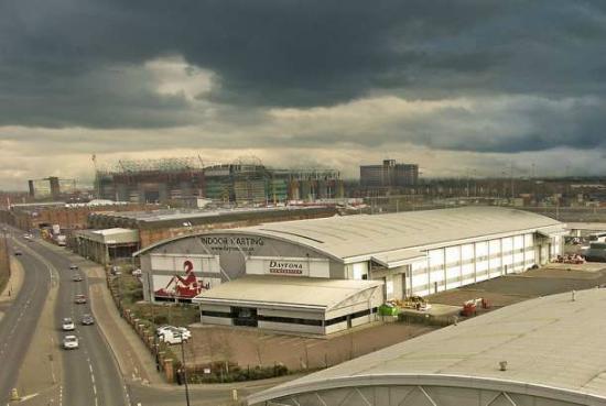 Daytona Manchester: Unrivalled facilities