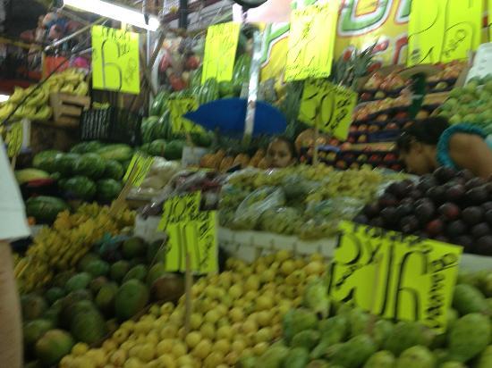 La Villa Bonita Culinary Vacation: Market in Cuernavaca
