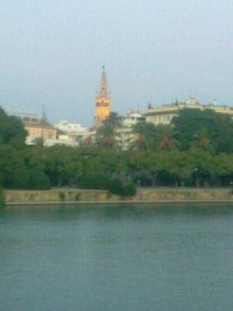 La Maria: vista desde la terraza