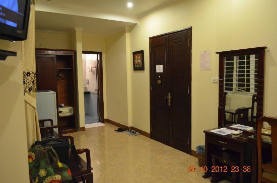 Hanoi Old Centre Hotel: Nice and spacious room