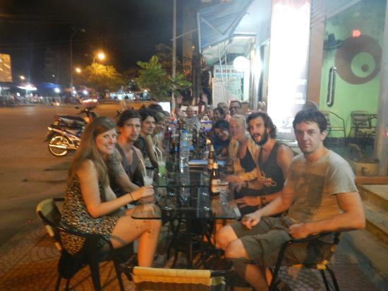 My Way Cafe & Restaurant : Enjoy