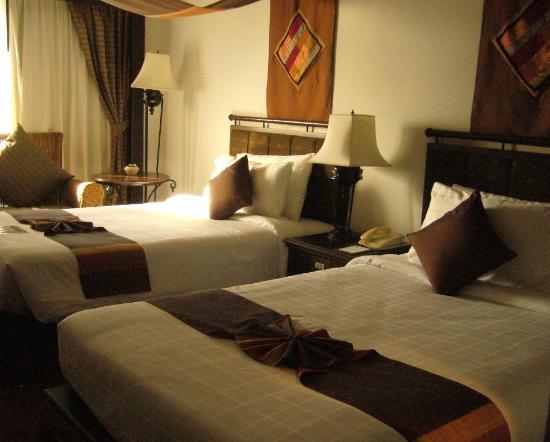 Novotel Phuket Resort: seaview deluxe