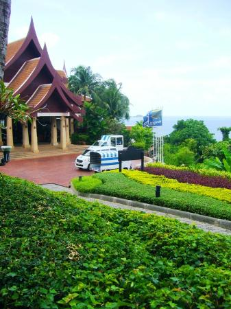Novotel Phuket Resort: from deluxe seaview room
