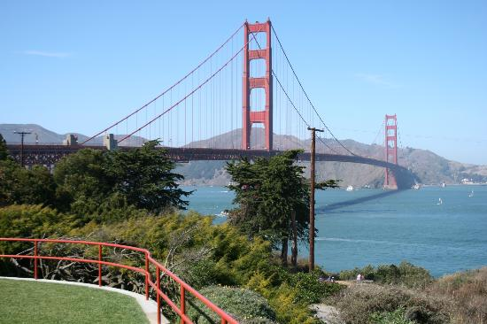 San Francisco, CA: Golden Gate
