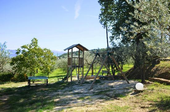 Nonna Rana Holidays Apartments: The children playground