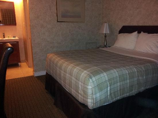 Howard Johnson Inn Kingston: Room