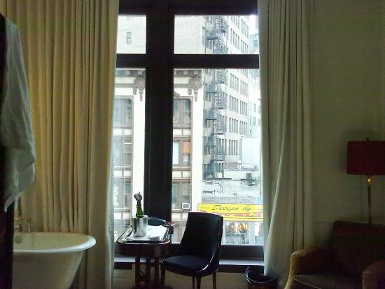 The NoMad Hotel New York: Room with a view