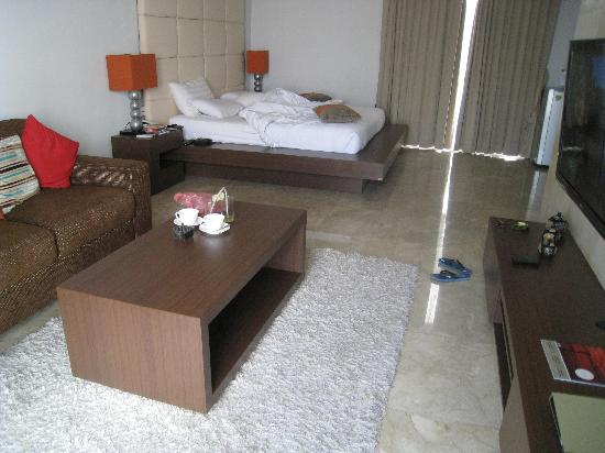 Pandawa Beach Villas & Spa: the room