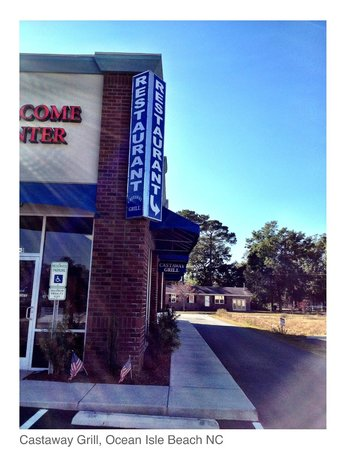 Castaway Grill : Castaway