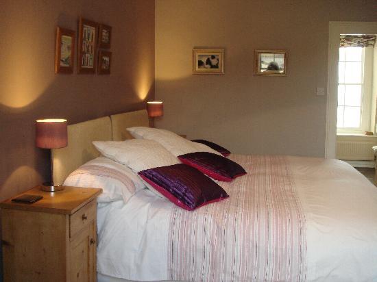 White Hall Bed & Breakfast: En suite bathroom for Skirrid