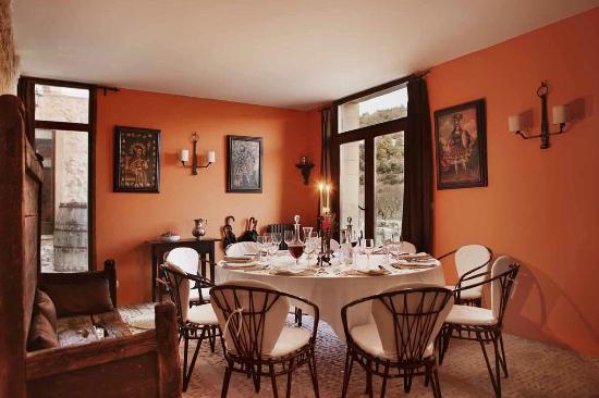 Hotel Mas de la Serra: Dining room
