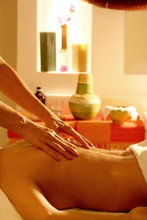 Kuriuwa Hotel: Massagem no Kuriuwa Bem-Estar
