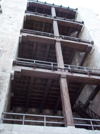 Torre dell'Elefante : The stairs in the tower