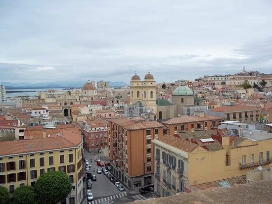 Torre dell'Elefante : Other views over the city