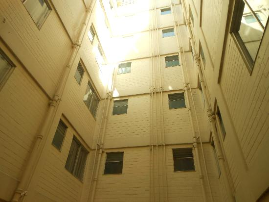 Corinto Hotel: Interior view from room OCT2012