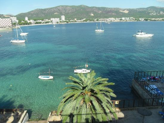 Intertur Hotel Hawaii Mallorca & Suites: view from room