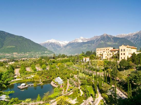 Мерано, Италия: provided by Merano Tourismus