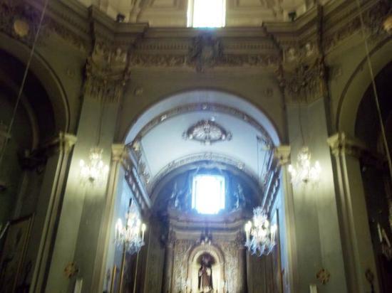 Sant'Antonio Abate Church: Sant Antonio altar