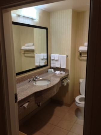 Best Western Plus Waxahachie Inn & Suites: bathroom