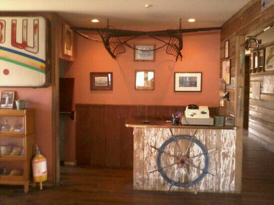 JP's Wharf: JP's reminds you of a local museum