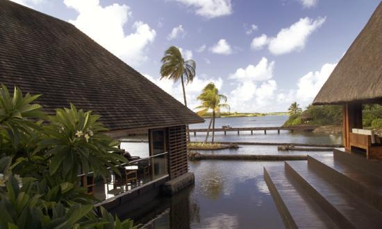 Four Seasons Resort Mauritius at Anahita : Вид одного из ресторанов отеля