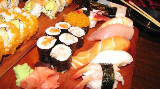 Burnaby, Canadá: Sushi Garden No 2