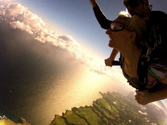 Hawaii Island Skydiving