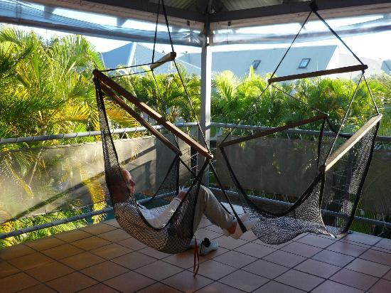 Cape Byron YHA: Angolo relax