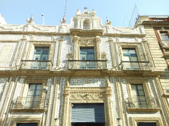 Casa de los azulejos picture of house of tiles casa de for Hotel casa de los azulejos booking