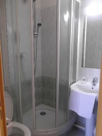 Best Hotel Metz: La salle de bains