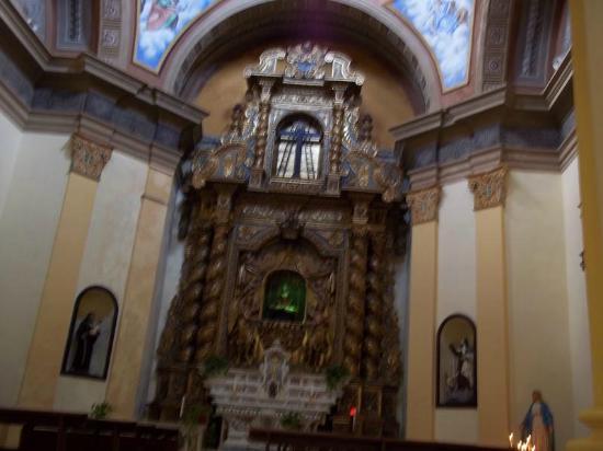 Chiesa di San Sepolcro : The Main Altar