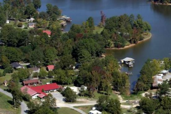Bay Springs Country Inn & Campground: On Weiss Lake