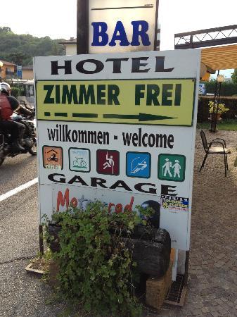 Hotel Toresela: Velkomst