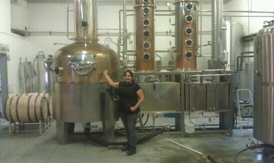 Grand Traverse Distillery: ;)