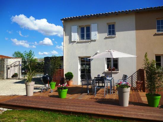 Domaine Les Granges : Notre gite N. 11 camomille