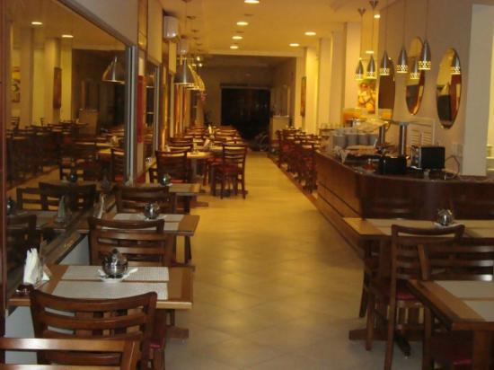 Menu Brasil: Restaurante