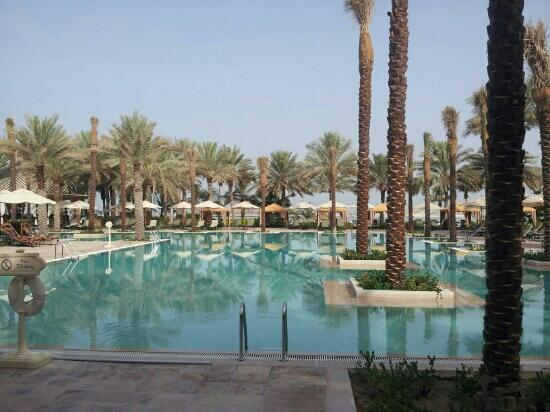 The Palace at One&Only Royal Mirage Dubai: piscina
