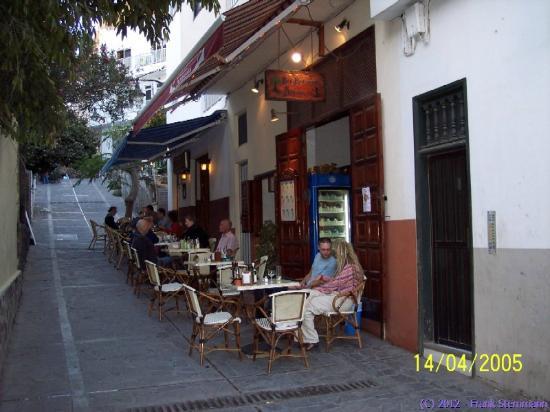 Restaurante Abisinia: Restaurant Abisinia