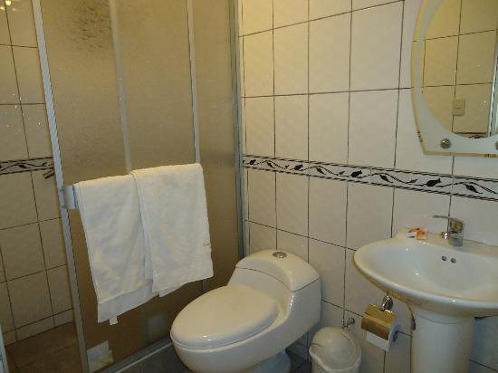 Villa Sillar : baño