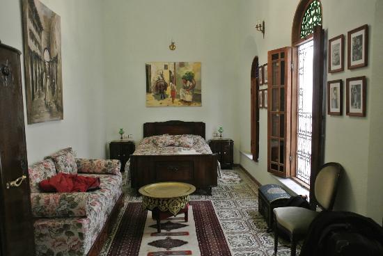 Dar Dalila: la chambre que j'occupais