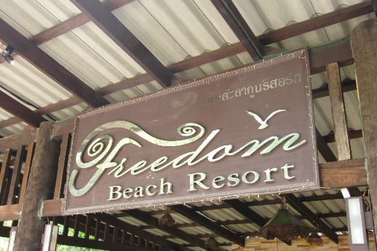 Taatoh Resort & Freedom Beach Resort: freedom beach resort