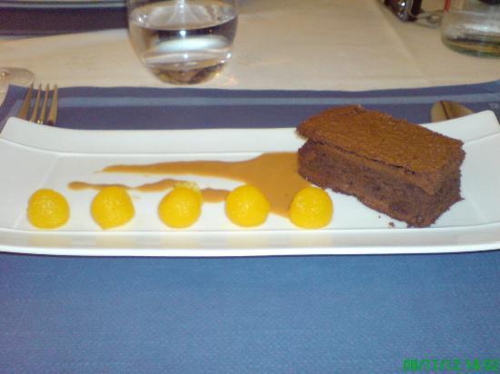 Le Classic : le dessert du jour
