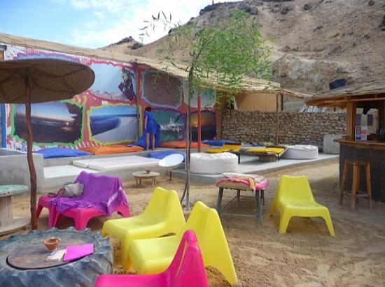 Dakhla Attitude Hotel : Beach bar