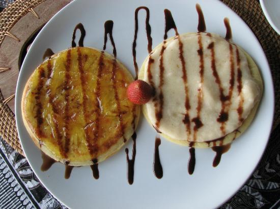 Aditya Homestay: Breakfast