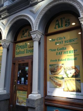 Al's State Street Cafe
